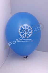 Balony z helem do auta